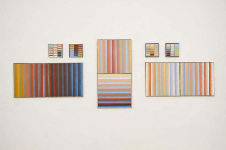 Bild 3 Ausstellung Konkret – Abstrakt
