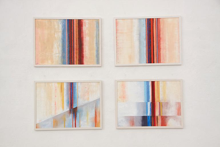 Bild 4 Ausstellung Konkret – Abstrakt