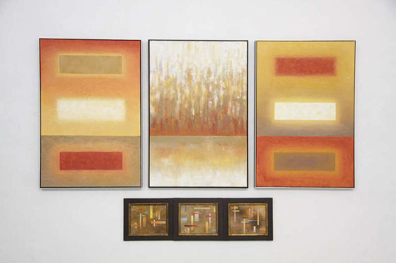 Bild 5 Ausstellung Konkret – Abstrakt