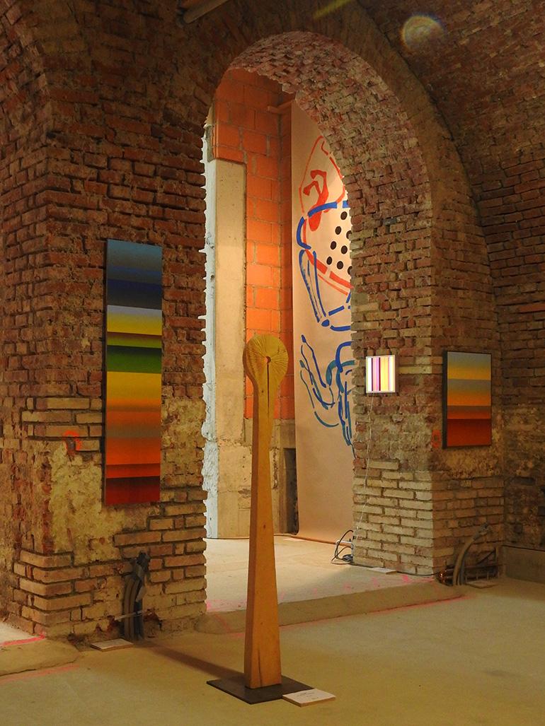 Bernrieder Kunstausstellung Hildegard Stötzel 4