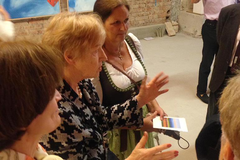 Teaserfoto Bernrieder Kunstausstellung Reinhild Stötzel