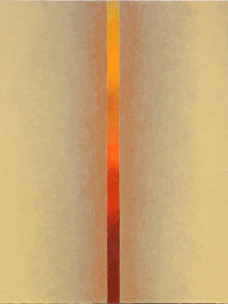 Verheissung-2, Öl auf Panelbord, 24×30, 2020